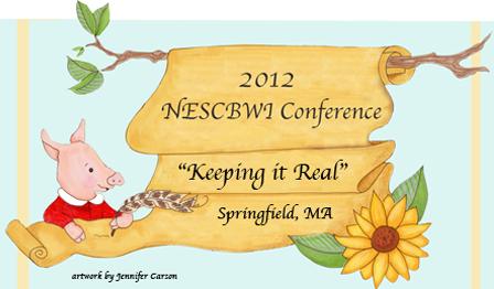 NESCBWI 2012 Logo