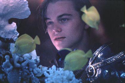 Leonardo DiCaprio Is Hungry