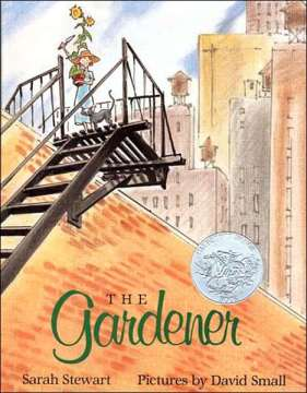 The Gardener by Sarah Stewart and David Small