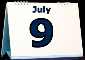 Calendar-July-9