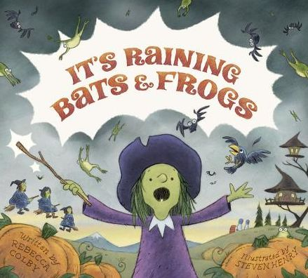 bats and frogs