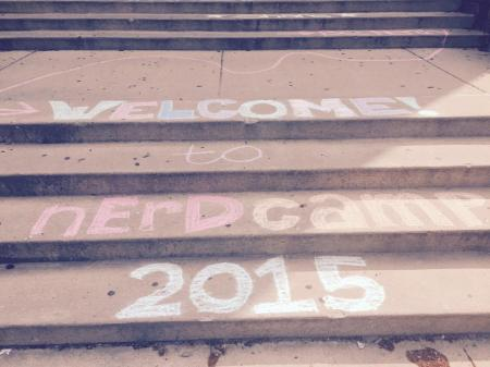 Welcome to nErDcamp 2015