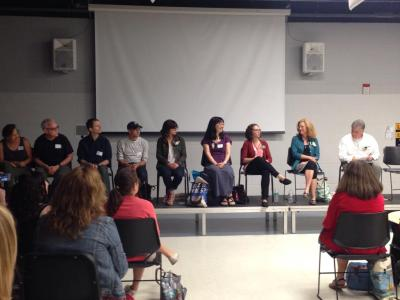 #nErDcampMI Picture Book Panel