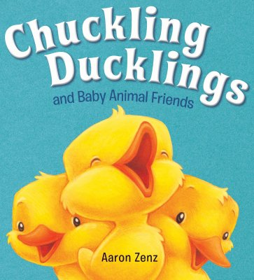 chuckling ducklings by aaron zenz