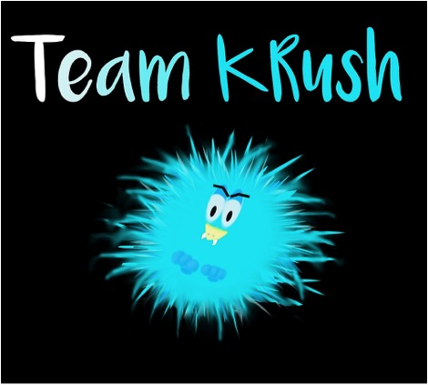 Team Krush Logo TeamKrush