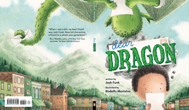 Dear Dragon Spread - Crop