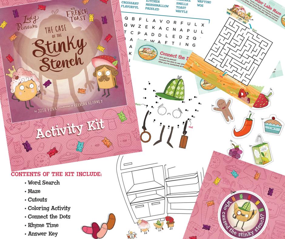 Stinky Stench Activity Kit
