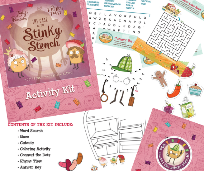 Stinky Stench Activity Kit